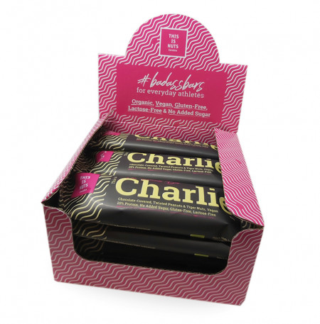 This is Charlie - The Protein Bar Box (12 pcs)