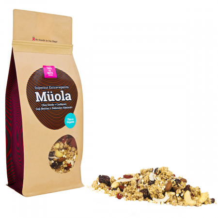 Nut Extravaganza Müola - 400g