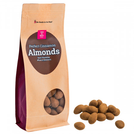 Perfect Cinnamon Almonds