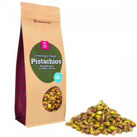 Pistachios, Please