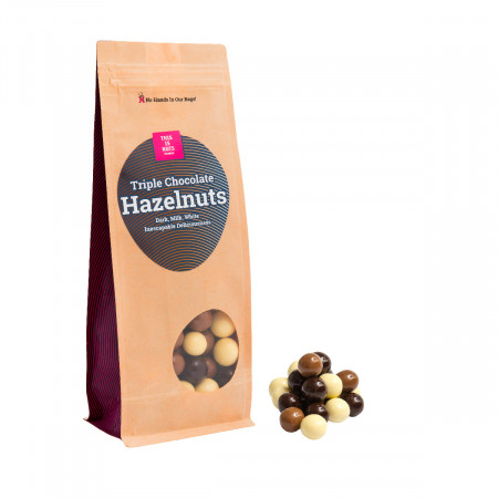 Triple Chocolate Hazelnuts