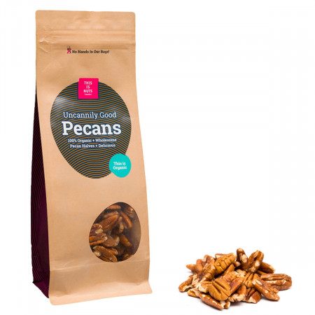 Uncannily Good Pecans