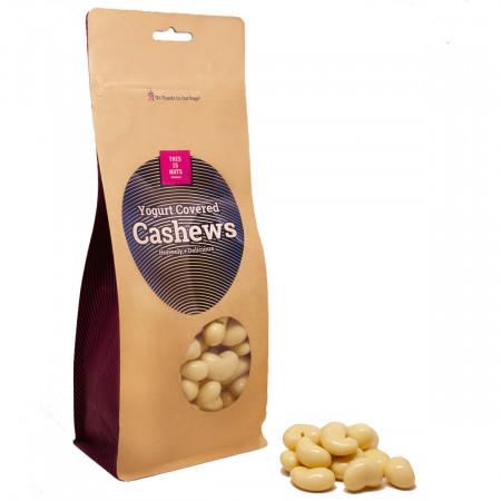 Yogurt-Covered Cashews