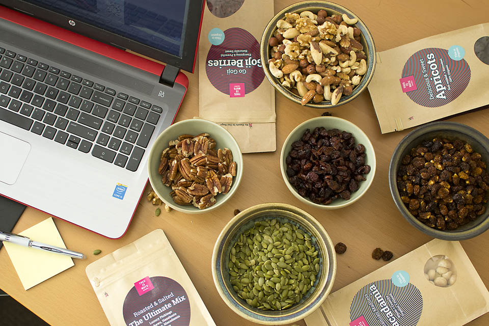 This Is Nuts subscription service for healthy snacks
